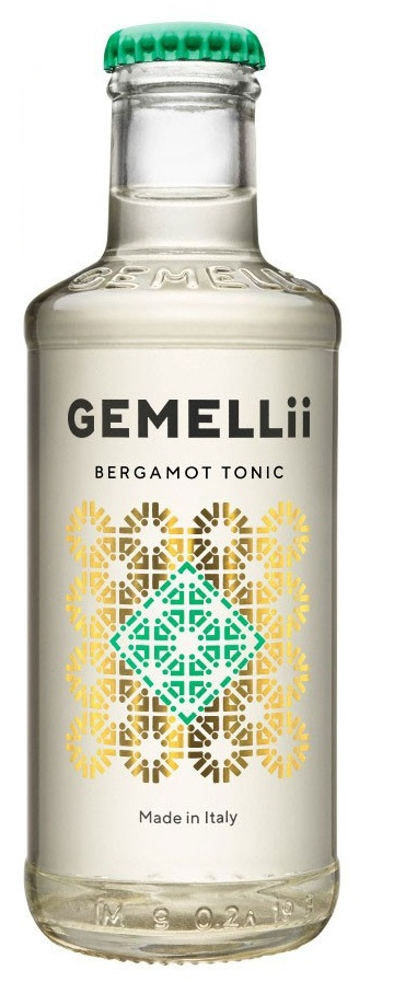 GEMELLii Bergamot Tonic 0,2l