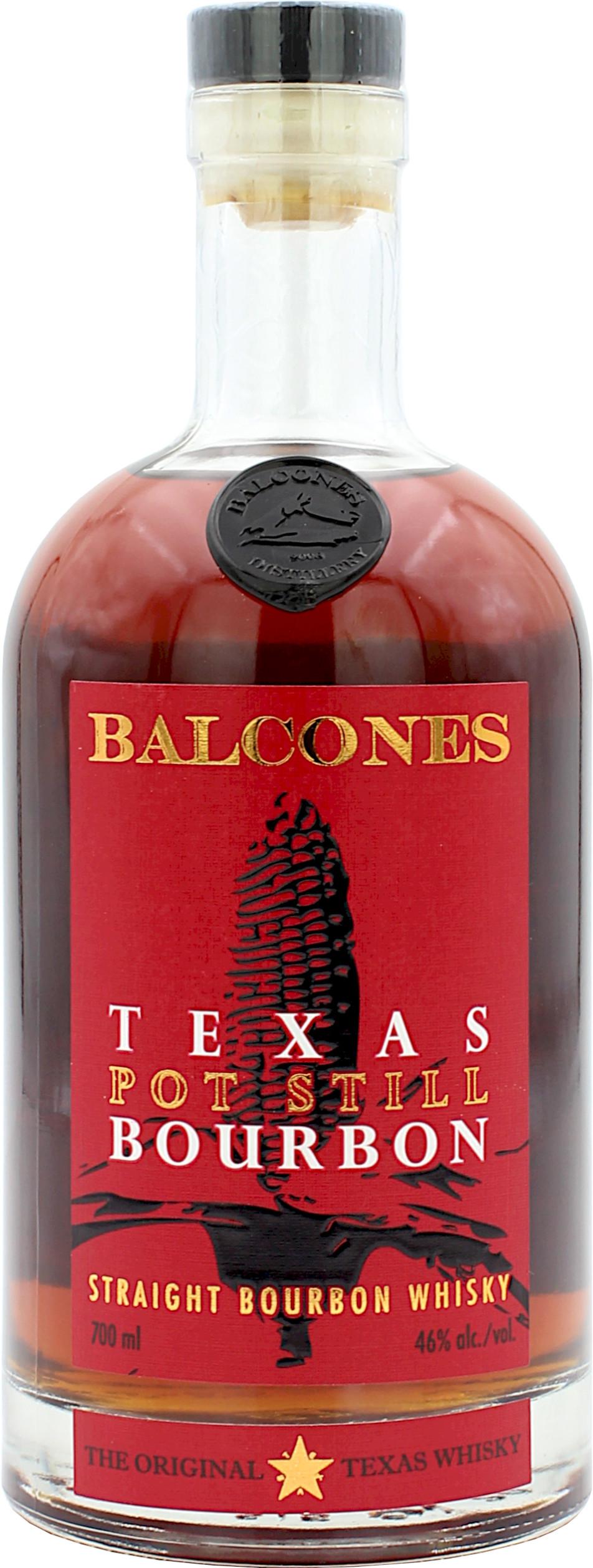 Balcones Pot Still Bourbon 92 Proof 46.0% 0,7l