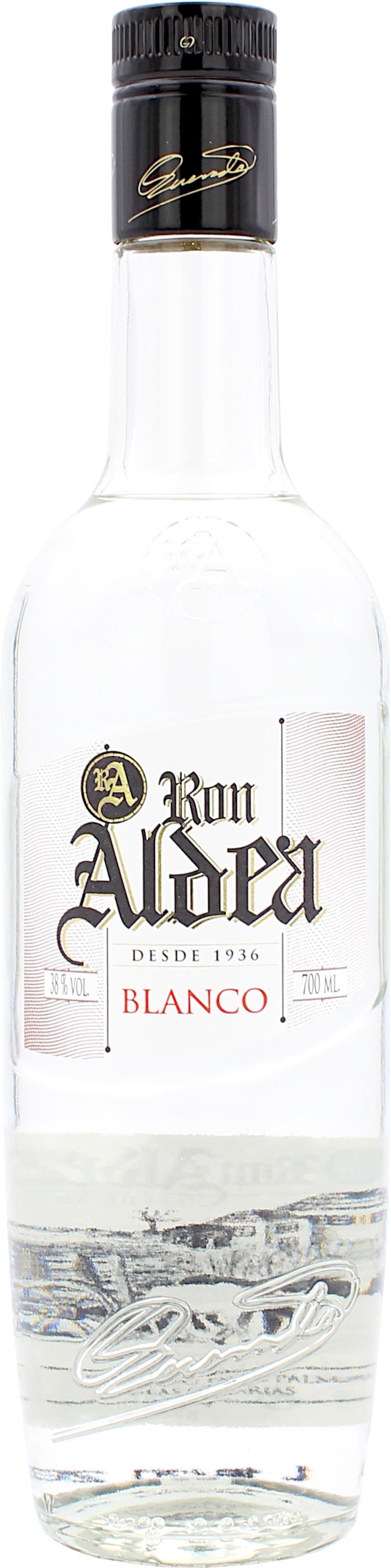 Ron Aldea Blanco 38.0% 0,7l
