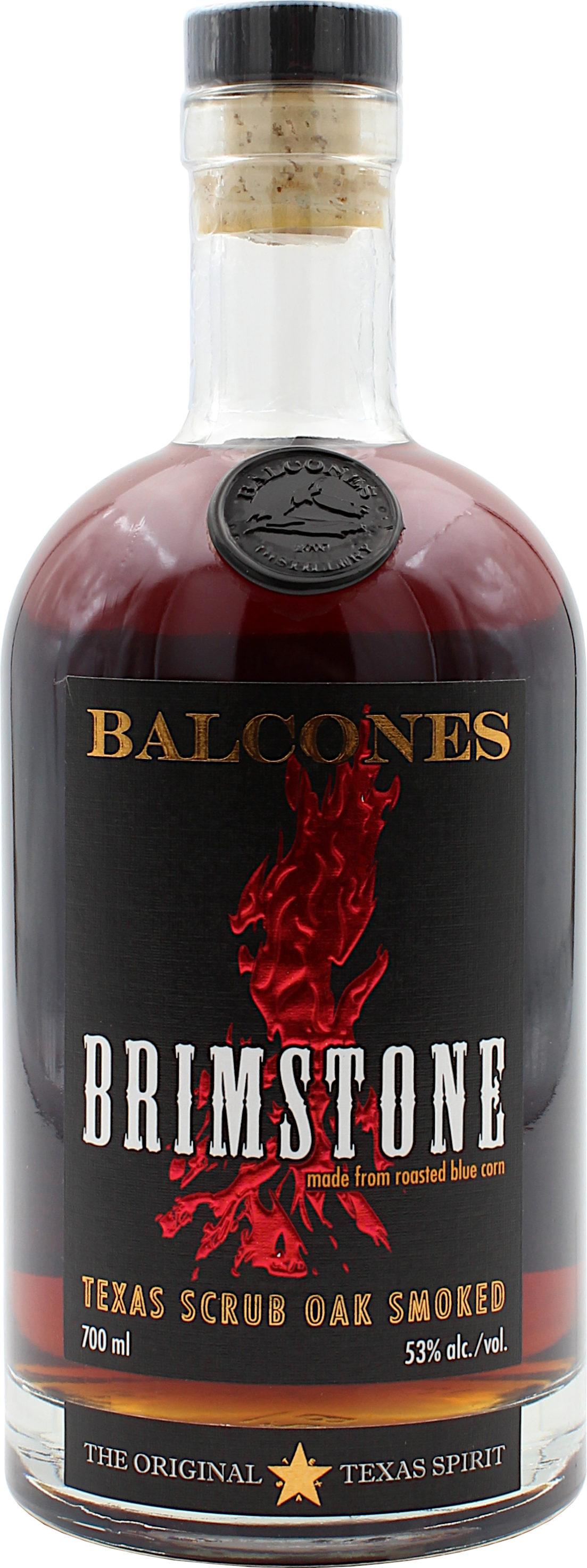 Balcones Brimstone 53.0% 0,7l
