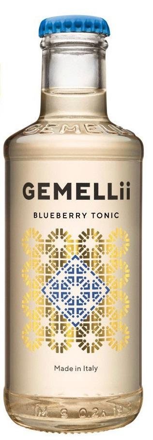 GEMELLii Blueberry Tonic 0,2l